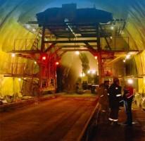 Тоннели и подземные сооружения